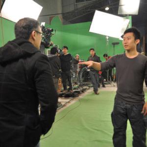 Explaining Wing Chun Hand to Eyes