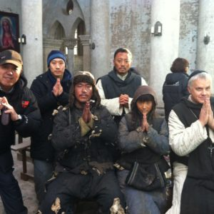 Zhang Hanyu, Zhang Mo, Tim Robbins