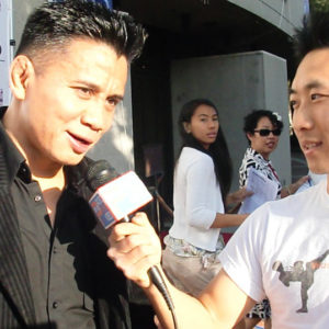 Alfred Hsing Interviews Cung Le