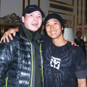 """Director Feng Xiao Gang on my second to last day on """"Back to 1942"""""""