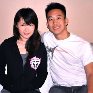 Chris Yen and Alfred Hsing