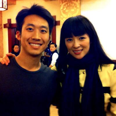 Alfred Hsing, Zhang Ziyi, My Lucky Star