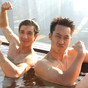 Wang Leehom, Alfred Hsing, My Lucky Star