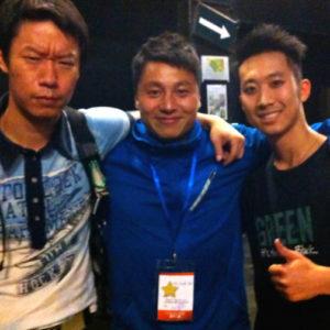 Xinxin, Wu Gang, Alfred, My Lucky Star