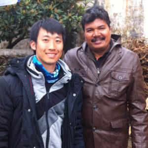 Alfred and Director Shankar