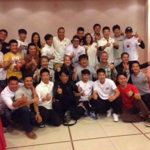 Jackie Chan Stunt Team 1st Generation - 7th Generation